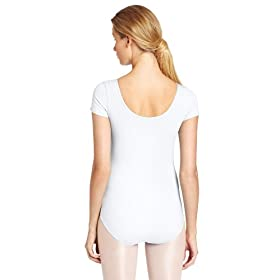 - 31s76WYRSfL - Capezio Women's Classic Short Sleeve Leotard