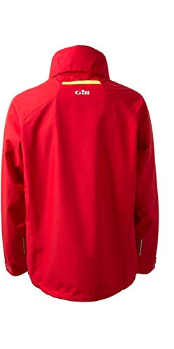 Gill Pilot Inshore Sailing Jacket - Red S