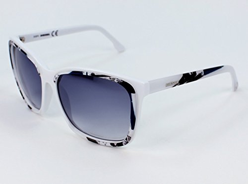 Sunglasses Diesel DL0008 24C - Sunglasses Diesel White