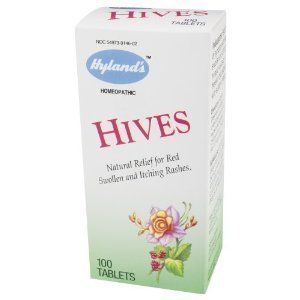 Hylands Hives Tablets 100 Tb