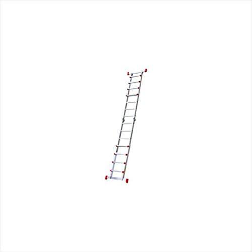 0.011 V Cofan 09401071 Escalera multiposici/ón con 4x5 pelda/ños 4,83 m
