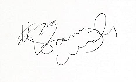 Sammy Winder Signed - Autographed Denver Broncos 3x5 inch Index Card ...