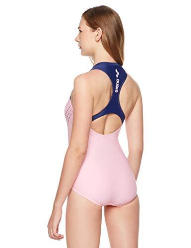 arena 阿瑞娜 女式 训练健身连体拉链三角性感显瘦高叉泳衣 CLM8261W 199.5元