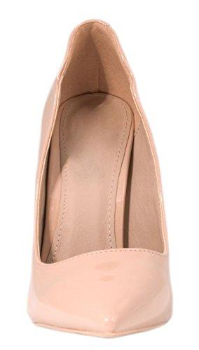 Elara - Scarpe chiuse Donna, multicolore (beige), 36 EU