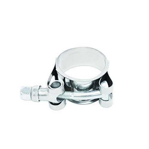 Mishimoto MMCLAMP-15 Stainless Steel T-Bolt Clamp, 1.5