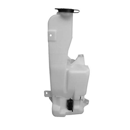 Go-Parts » Compatible 2001-2006 Cadillac Escalade Rear Windshield Washer Tank/Reservoir 12487670 GM1288155