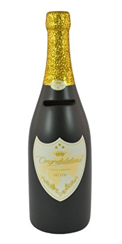 Xpressions Bottle Of Dreams - Champagne - Congratulations (Champagne Congratulations)