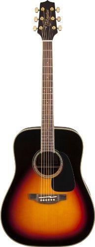 Takamine GD51-BSB Dreadnought Acoustic Guitar, Sunburst by Takamine