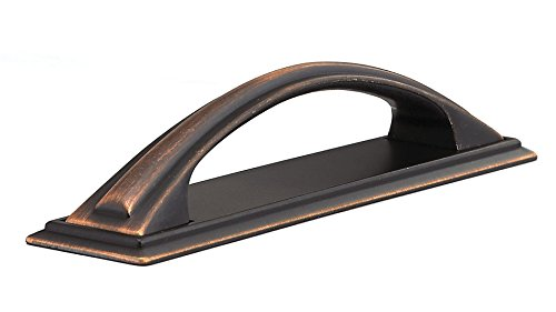 Richelieu Hardware BP26987BORB Classic Metal Drop Pull ,5