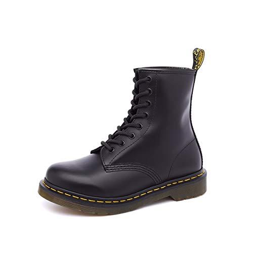 Et Locomotives pour 3 Gangs Bottes Hommes 37 Les Martin black HBDLH De pour Classiques Cm Bottes des Femmes Chaussures des Les Bottes Les Femmes Hwx405q