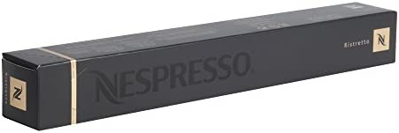 Nespresso OriginalLine: Ristretto, 1 Package (10 Capsules ...