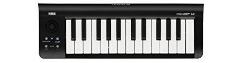Korg microKEY air 25 - Key Bluetooth and USB MIDI - Music Mountain 25