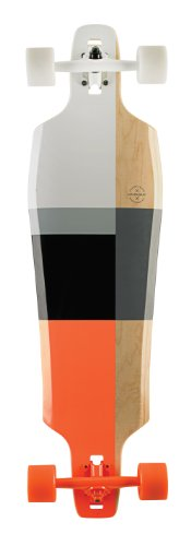 Price comparison product image GOLDCOAST COMPLETE LONGBOARD DROP THRU 38 - THE PRESSURE