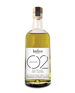 Extra-virgin Olive Oil from Greece - 02 Balance - 16.9 fl oz by Kalios (Image #2)