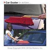 California Car Duster | 62442 | Wooden Handle Car Duster