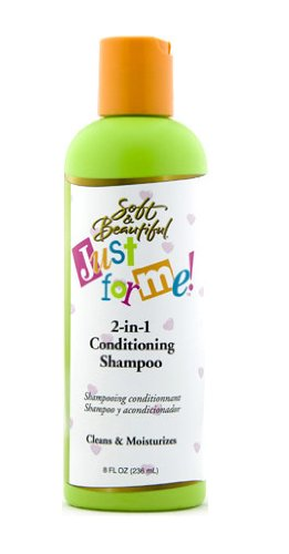 Just for Me 2-in-1 Conditioning Shampoo, 8 oz