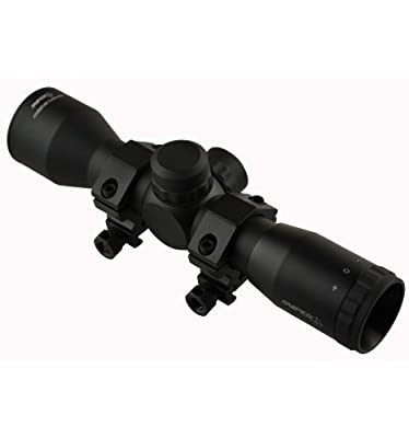 SNIPER® Compact Scope 4x32 Rangfinder Reticle with Ring by Sniper