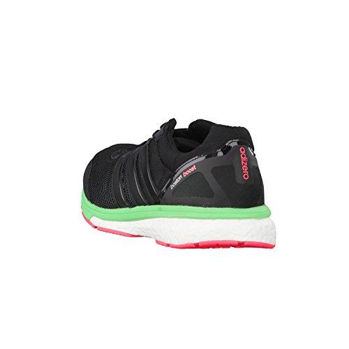 adidas adizero Boston Boost 5 NEGRO B44011 Talla: 41 1/3 - Negro, 47 1/3 EU