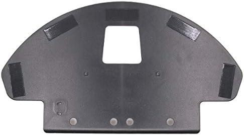Wischplatte inkl 1 Pad für Ecovacs Deebot Ozmo 930