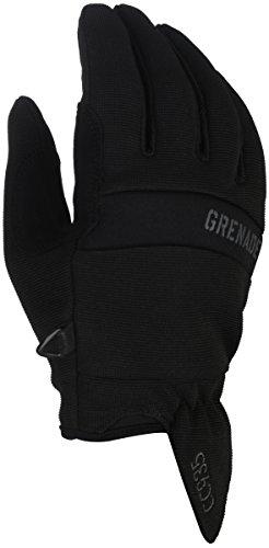 Mens Pipe Glove - Grenade Men's Cc935 Glove, Large, Black