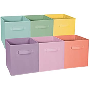Amazon Com Paylak Scr499 Kids Storage Organizer Bins