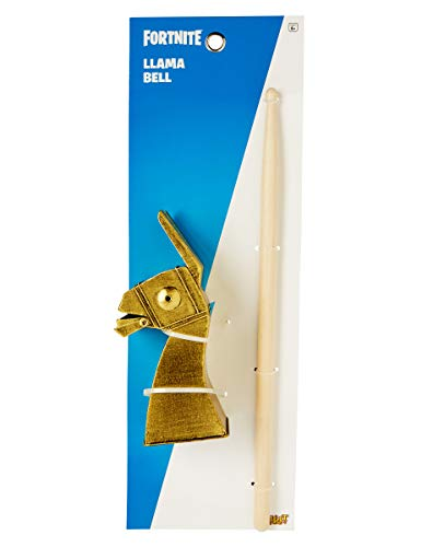 Spirit Halloween Loot Llama Bell & Drumstick | Officially Licensed