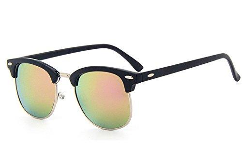hombres sol mujeres de alta de sol mujer ZHANGYUSEN diseñador de Nuevas C4 Retro moda calidad de marca gafas gafas la lente remachar C7 qxxU4ZnY