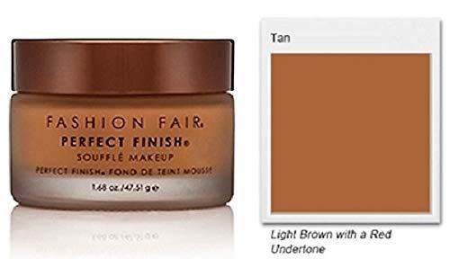 Fashion Fair Perfect Finish - Fashion Fair Oil-Free Perfect Finish Souffle Makeup - Tan