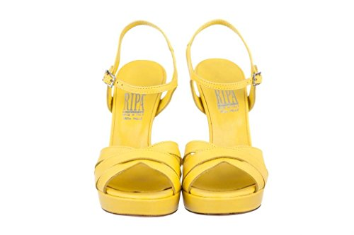 Sandali donna in pelle per l'estate scarpe RIPA shoes made in Italy - 55-418