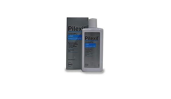 LACER PILEXIL Champú Uso Frecuente 300 ml: Amazon.es: Salud y cuidado personal