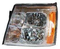 03 escalade headlight assembly - 4