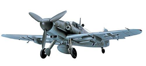 Hasegawa 1:48 Scale Messerschmitt BF109G-6 Model -