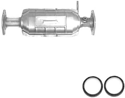 1998-2002 Mazda 626 2.0L 2.5L Catalytic Converter Exhaust Pipe fits