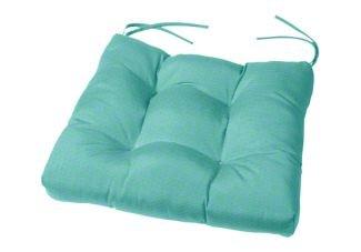 Gentil Tufted Chair Cushion | 19u0026quot; X 18u0026quot; X 4u0026quot; | Cushion Source |