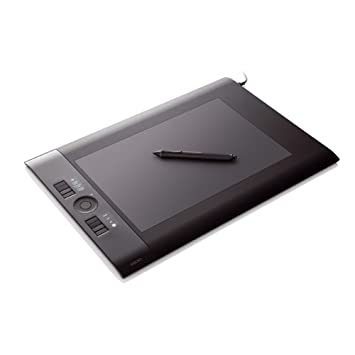 b576aa0f95f Wacom INTUOS4 Large PTK-840 Graphic Tablet, PC/Mac, Graphic Tablet with