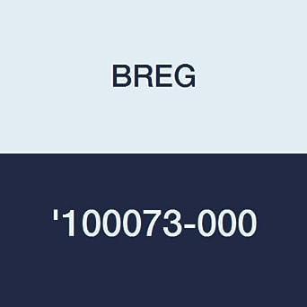 BREG 100073-000 Vista Collar Replacement Pads