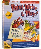 Paint, Write & Play - School Edition