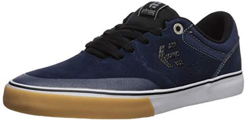Etnies Men's Marana Vulc Skate Shoe, Navy/Black, 11 Medium US (Etnies Jameson Mt)