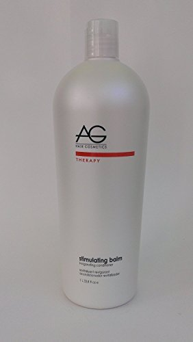 Ag Stimulating Balm (AG Hair Stimulating Balm Invigorating Conditioner, 33.8 Fluid Ounce by AG Hair)