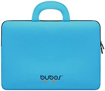 BUBOS 14-15.4 Pulgadas Funda para Laptop con asa,Compatible con MacBook Pro/Surface Book,Samsung Sony ASUS Acer Lenovo DELL Chromebook