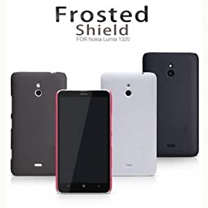 NILLKIN Super Frosted Shield Protective Case For Nokia Lumia 1320 --- Color:Brown