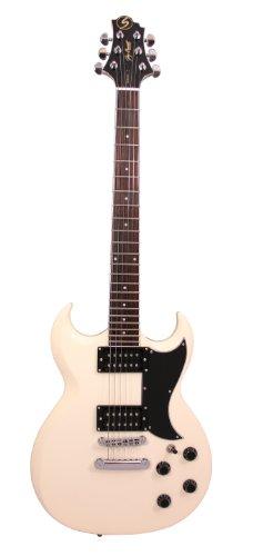 Samick Greg Bennett Design TR10 Electric Guitar, Off White -  Samick Music Corp.