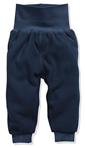 Schnizler Baby Pumphose Fleece mit Strickbund Pantaloni Sportivi Unisex-Bimbi 2