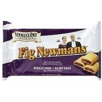 Newmans Own Organics 59686 Newmans Own Organic Fig Newmans Wheat Free -6x13 Oz by Newman's Own