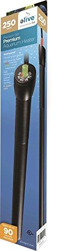Elive Precision Set Premium Aquarium Heater 8' Aquarium Heaters
