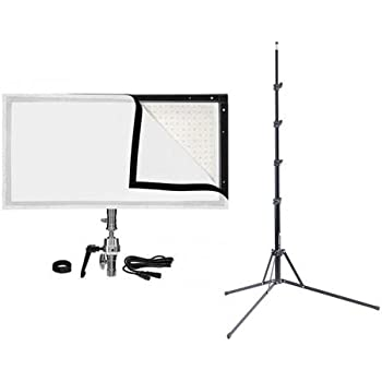 Amazon Com Westcott Flex 1x2 Bi Color Led Mat Cine Set