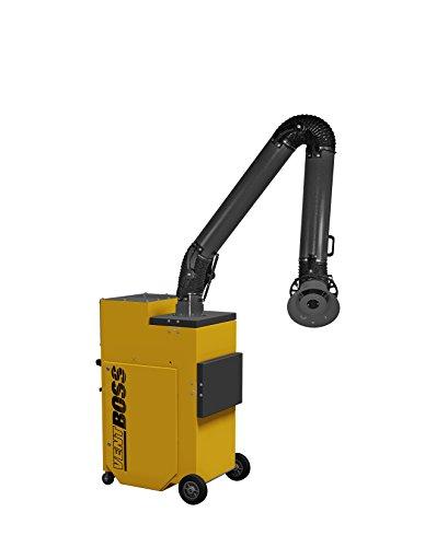 VentBoss S123/G123 Portable Weld Fume Extractor w/ (1) 8