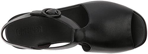 Camper Femme Noir Habillées Chaussures Misia K200568 001 gqwAgU7a