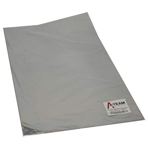 A-Team Performance 13575 Adhesive Backed Aluminized Fiberglass Heat Shield Barrier Up To 2000 Degrees Fahrenheit Multi…