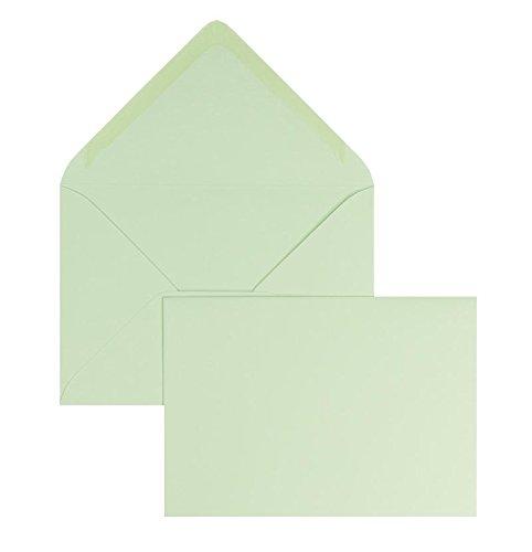 Blanke Briefhüllen - 100 Briefhüllen im Format 120 x 180 180 180 mm in Mint B00FPO65DM       Outlet Online    Zürich Online Shop  d79df7